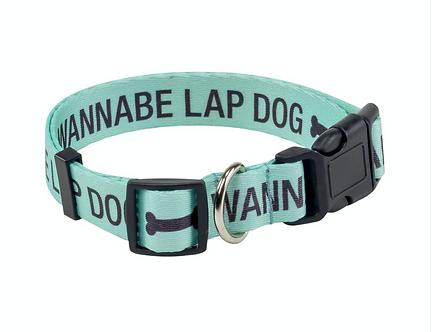 Wanna Be Lap Dog Collar