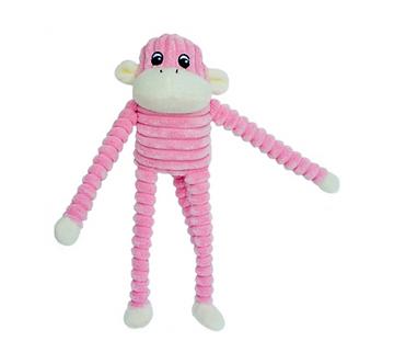 Pink Crinkle Monkey