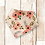 Thumbnail: Blush Floral Dog Bandana