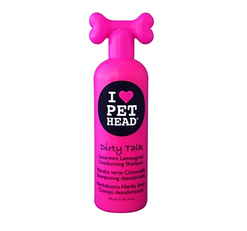 Pet Head Dirty Talk Deodorizing Shampoo - 16.1 oz Orange