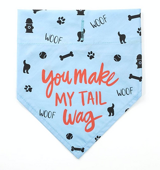 You Make My Tail Wag M\L