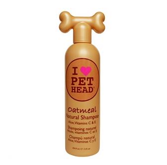 Pet Head Oatmeal Shampoo - 12 oz Natural Shampoo