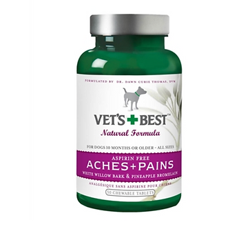 Veterinarian's Best Aches and Pains 50 Tabs