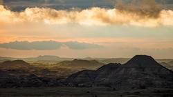 North Dakota Badlands - Medora