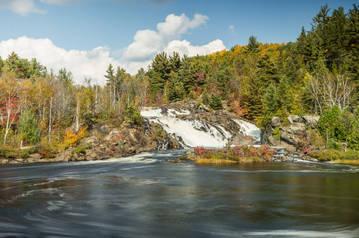 Onaping Falls, Sudbury