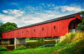 Montrose covered bridge