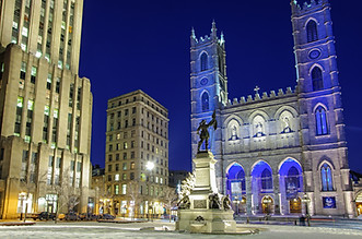 Old MontrealOld Montreal