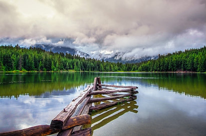 Lost Lake, Whistler BC