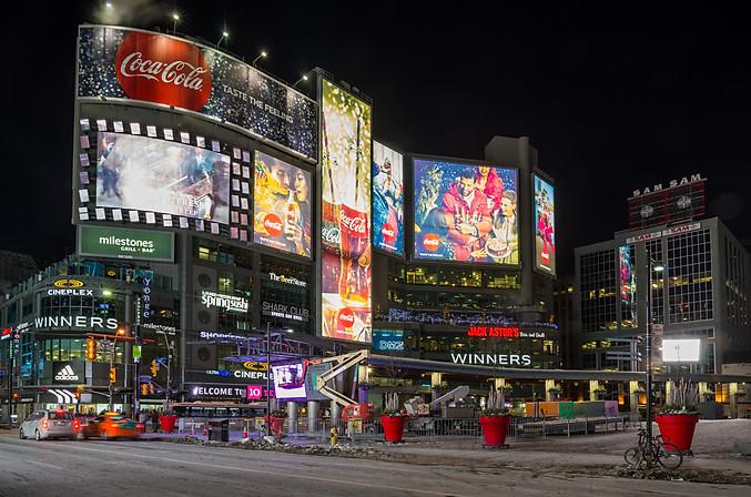 Toronto Younge-Dundas
