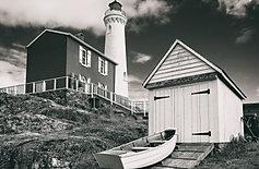 Fisgard Lighthouse BC