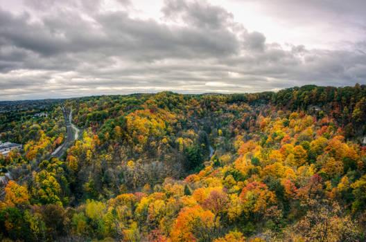 Dundas Peak, Niagara Escarpment