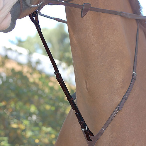 Dy'on New English Standing Martingale Attachment