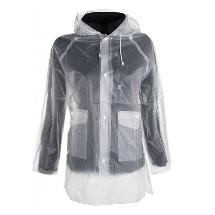 HKM Transparent Rain Jacket