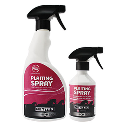 Nettex Plaiting Spray