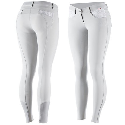 B//Vertigo Chloe Ladies' Lace Silicone FS Breeches