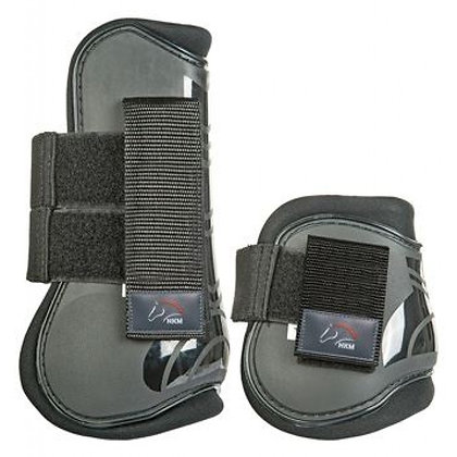 HKM Set of 4 Protection and Fetlock boots