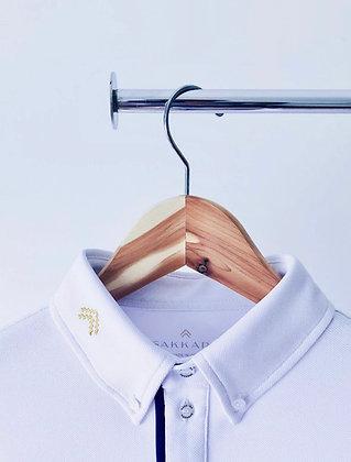 Sakkara Men's Long Sleeve Show Shirt