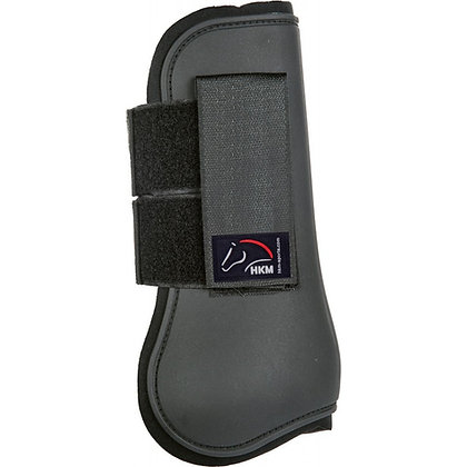 HKM Premium Protection Boots - Front