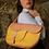 Thumbnail: MakeBe BB Leather Handbag