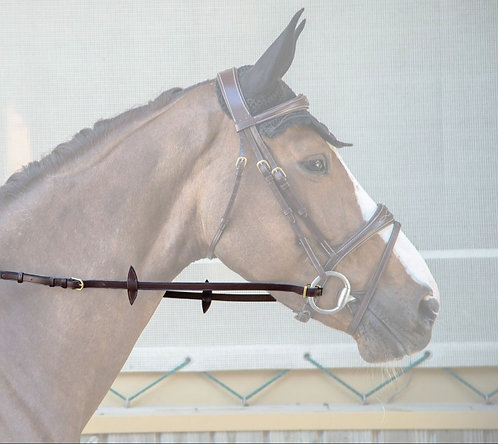 Dy'on English Adjustable Reins