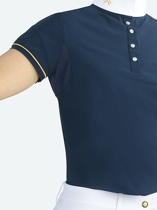 Sakkara Pura II Short Sleeve Show Shirt