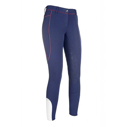 HKM Performance Side Pocket Silicone Breeches