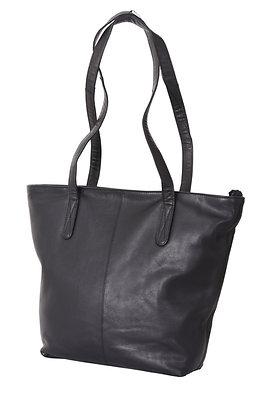 Laia Leather Tote Bag