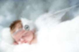 Angel Baby - Newborn Photography - Panama City Beach Photographer