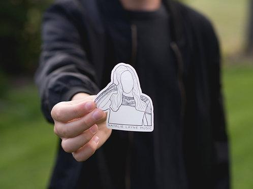 NLM Sticker