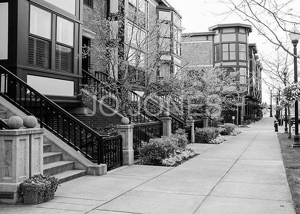 Portland Brownstones