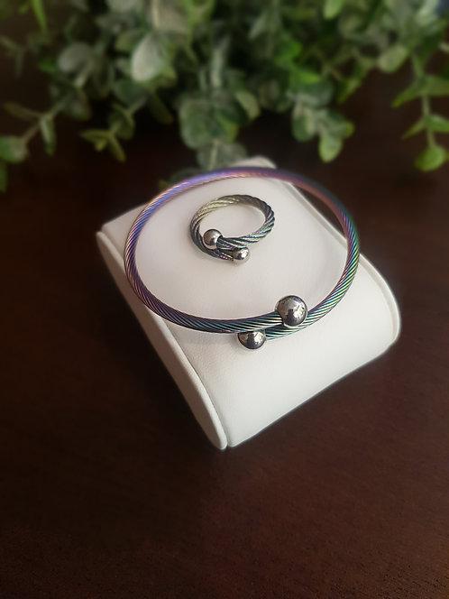 Tornasol Bracelet Set