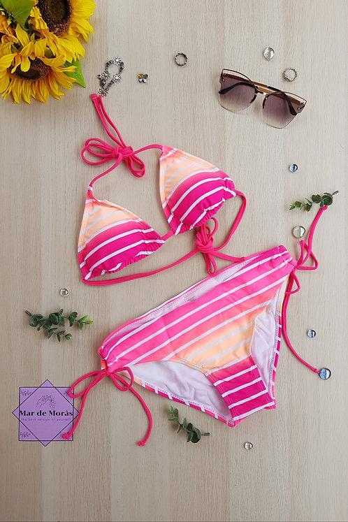 Pink Sunset Bikini
