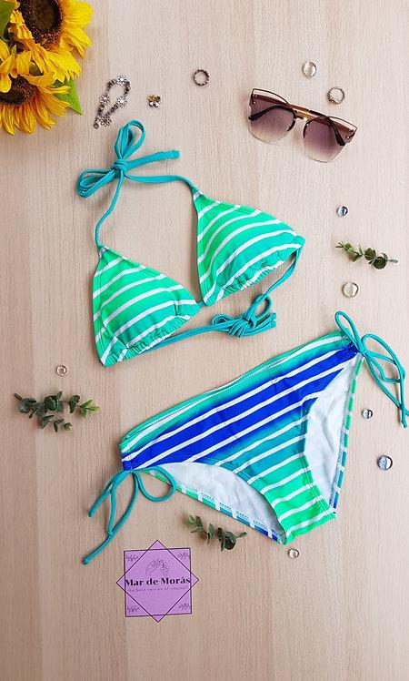 Blue Sunset Bikini