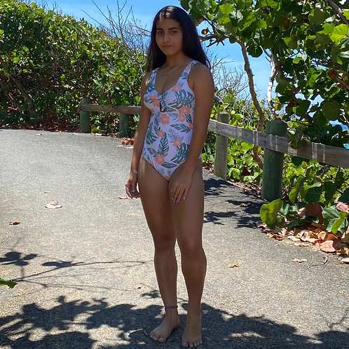 Tropical Bea Swimwear