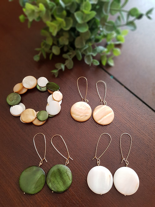 Teresa Earrings Set