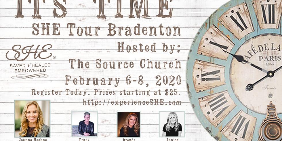 The Source Church, SHE Tour!