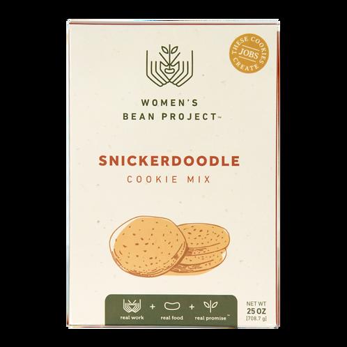 Women's Bean Project - Snickerdoodle Cookie  Mix MX06