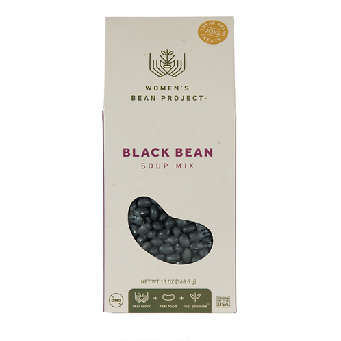 Women's Bean Project - Black Bean Soup Sou02
