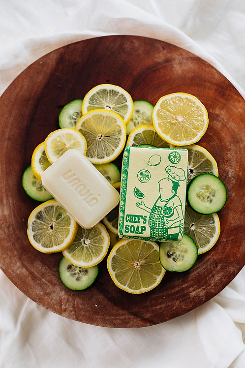 Lemon Chef's Soap TTV 68131 India