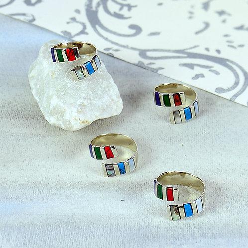 Striped Ring MI 21601 Peru
