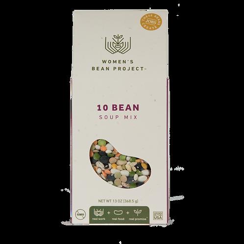 Women's Bean Project - 10 Bean Soup Sou01