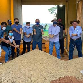 Após denúncia de crime ambiental contra o Silo Graneleiro, SEPA entra em ação