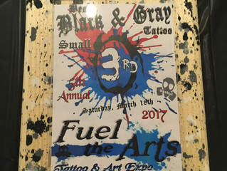 A few awards from the fuel the arts expo I got in Lewiston, Maine in March:). Look forward to going