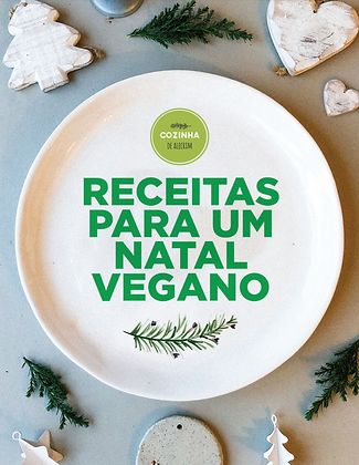 Receitas para um Natal Vegano