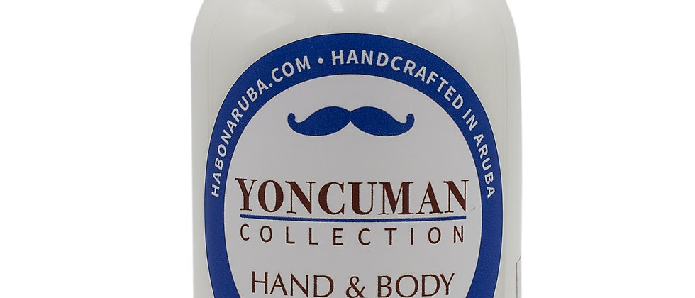 YONCUMAN COLLECTION HAND & BODY LOTION