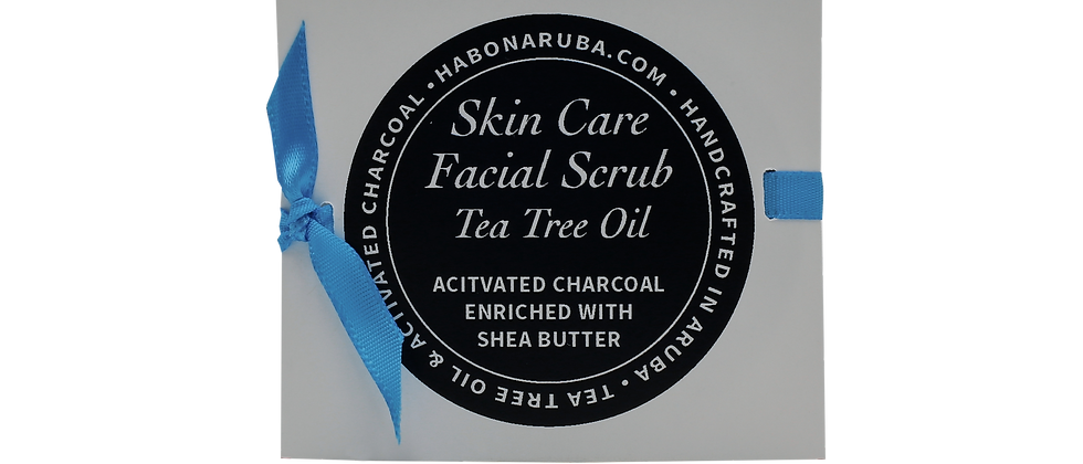 SKIN CARE FACIAL SCRUB