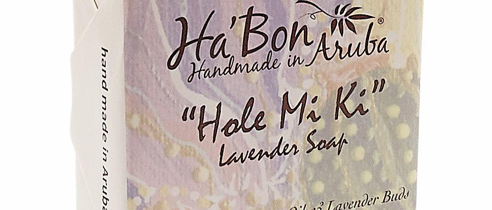 "Lavender ""Hole Mi Ki"" Soap"