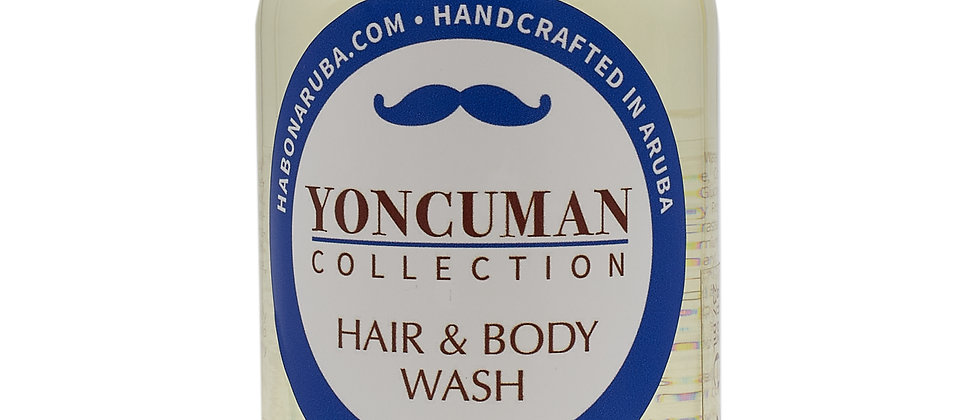 YONCUMAN COLLECTION HAIR & BODY WASH