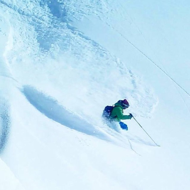 Instagram - Haters gonna hate #valdisere #ski #snow #pow