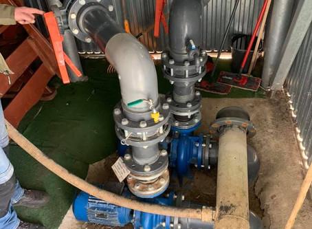 Budujemy system filtracji i narzutu wody